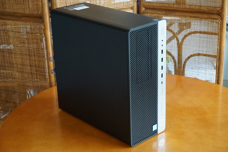HP EliteDesk 800 G3 TW/CTレビュー