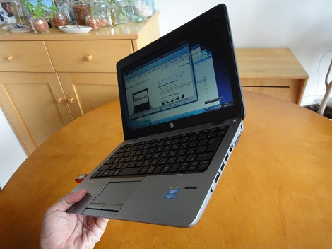 HP EliteBook 820 G1レビュー